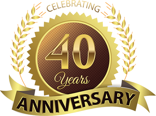 40 YEARS 500 wide